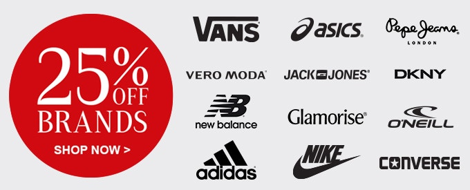 The Big Event - 25% OFF Brands
