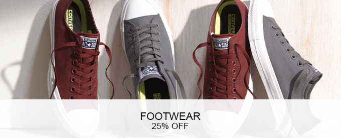 The Big Event - 25% OFF Footwear