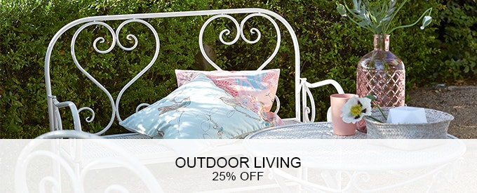 The Big Event - 25% OFF Outdoor Living